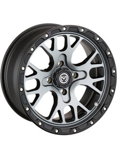 Moose Utility 545X ATV Felgen Wheels - grau satin
