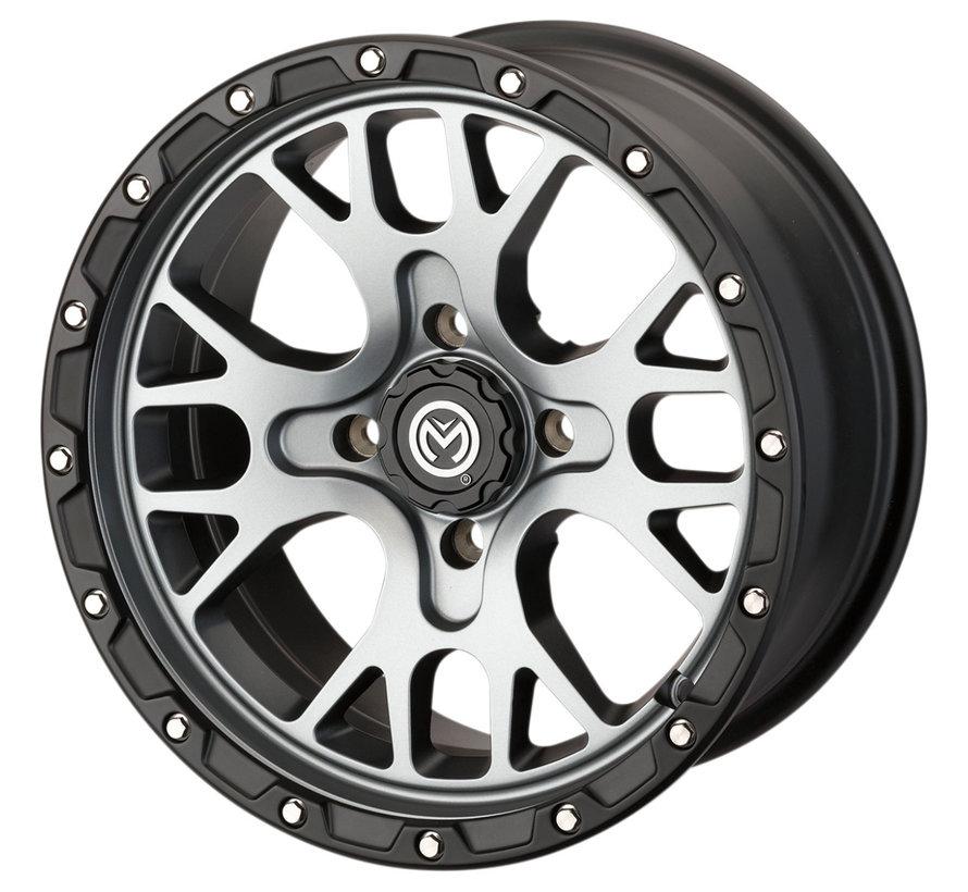 545X ATV Felgen Wheels - Black