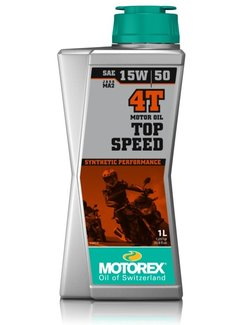 Motorex Top Speed 15W50