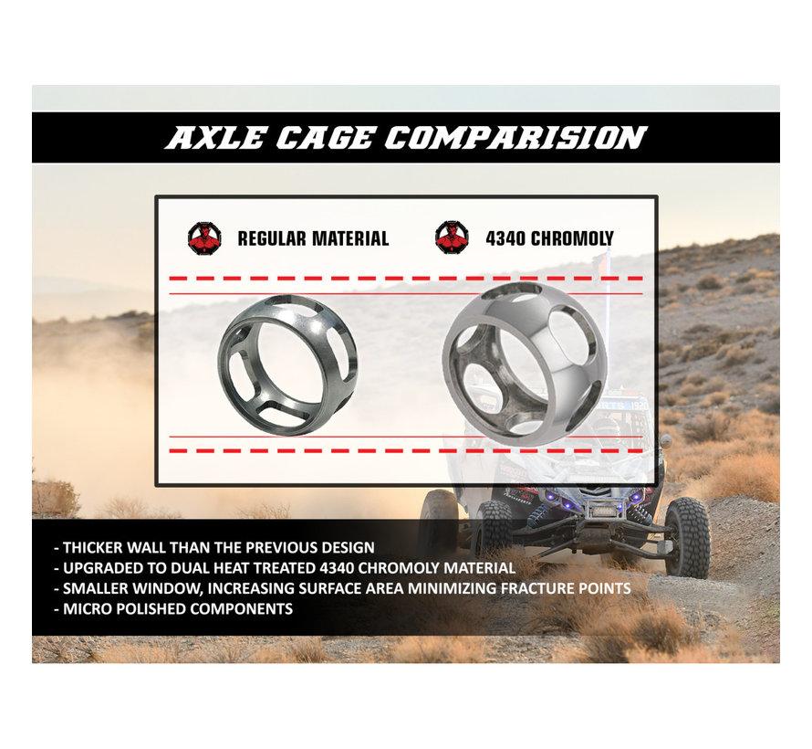 Complete HD Axle Kit für Arctic Cat