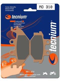 Tecnium Bremsbeläge MO110 sintermetall  vorne Adly Hurricane 450 / 500