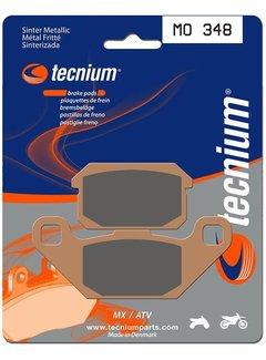 Tecnium Bremsbeläge MO348 Sintermetall  hinten Adly Hurricane 450 / 500