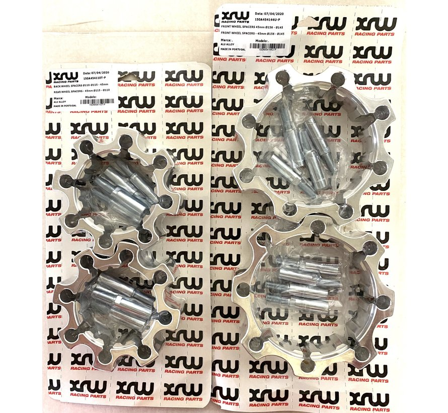 Spurverbreiterung für Yamaha YFM700R