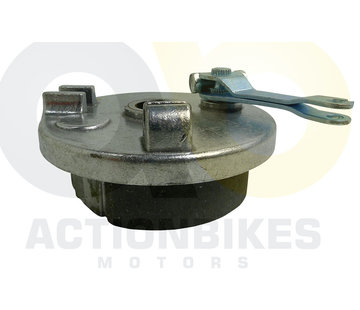 Actionbikes Mini Quad 110/125 cc Bremsaufnahme vorne rechts für 3 Bolzen Bremstrommel (S-5/S-8/S-10/S-12)