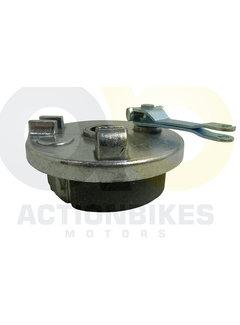 Actionbikes Mini Quad 110/125 cc Bremsaufnahme vorne links für 3 Bolzen Bremstrommel (S-5/S-8/S-10/S-12)