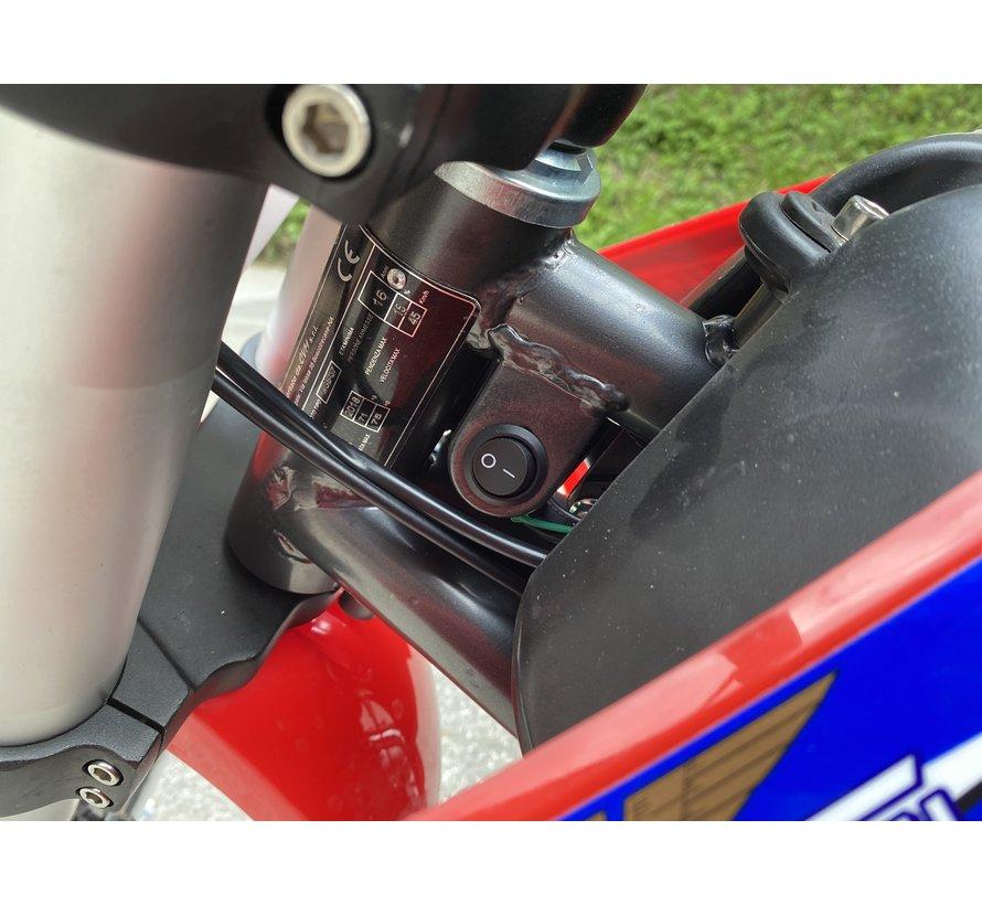 "RXF 125cc Dirtbike Räder 12"" / 14"""