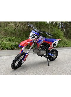 "Apollo RXF 125cc Dirtbike Räder 12"" / 14"""