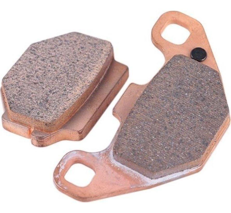 Bremsklötze vorne für SMC Trasher 500 520