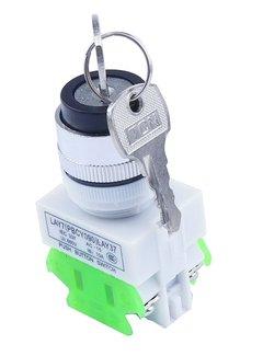 Actionbikes Miniquad Elektro 1000W 800W / Miniquad Fox XTR Schalter (Drossel/Schloß) (2.Serie) Drei Stufen Schalter