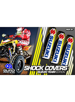 Quadracing Products Stossdämpferschützer Shock Cover Suzuki