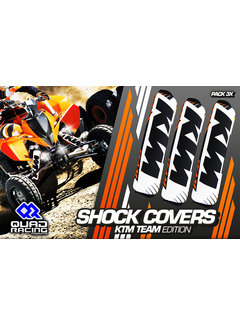 Quadracing Products Stossdämpferschützer Shock Cover KTM ATV 450 505 525