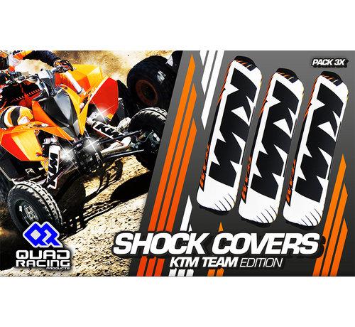 Quadracing Products Stossdämpferschützer Shock Cover KTM ATV 450 505 525