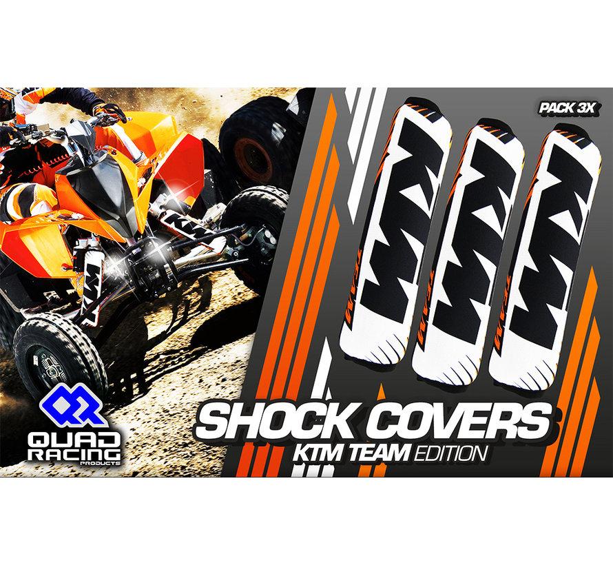 Stossdämpferschützer Shock Cover KTM ATV 450 505 525