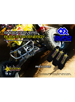 Quadracing Products Stossdämpferschützer Shock Cover Rockstar