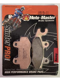 Moto Master Bremsbelege Brakepad 91911 vorne/hinten