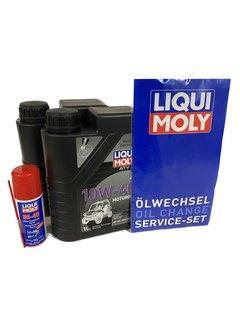 Liqui Moly Ölwechselset Quad Aeon Cobra 300 350 400 Basic/LUX/LE, Supermoto Basic/LE