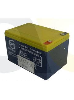 Actionbikes Batterie 12V/12Ah Miniquad Elektro 500W, E-Scooter 800W