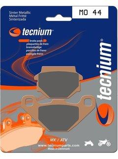Tecnium Bremsbeläge MO44 sintermetall  vorne links oder rechts Aeon Cobra 350 400