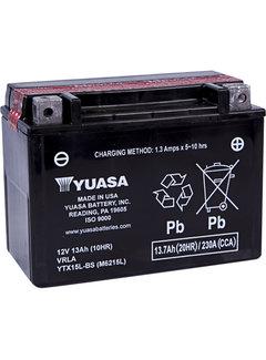 Yuasa Wartungsfreie AGM-Batterie YTX15L-BS