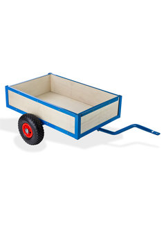 Kinderquad Anhänger LxBxH: 135x71x36 cm