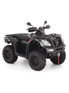 Goes ATV IRON 4x4 EFI schwarz ( optional mit EPS )