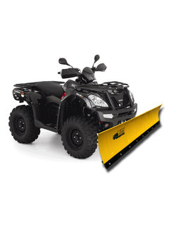 Goes ATV IRON 4x4 EFI schwarz ( optional mit EPS ) Winteredition