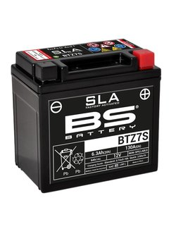BS Battery Wartungsfreie Batterie BTZ7S SLA