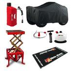 Garagen - Fahrerlager - Werkstatt Ausrüstung