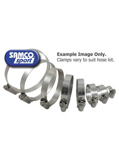 Samco Sport Kühlerschlauch Klemmen für Yamaha YFZ450R