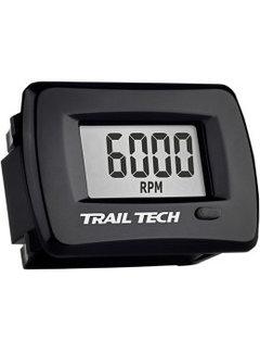 Trail Tech TTO Drehzahlmesser Betriebsstundenzähler mit Wartung