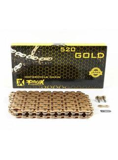 Prox MX Kette 520 Standard - Gold