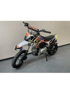 """Kayo Dirtbike TS90 mit 10/12"""" Räder Semiautomatik"""