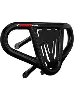 CrossPro Front Bumper P21 schwarz glänzend für Access SP 400 / 450