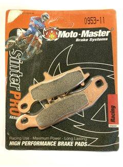 Moto Master Bremsbelege 095311