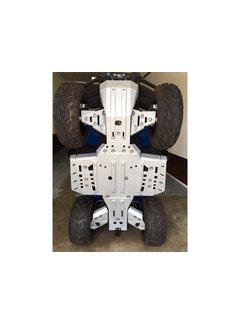 Rival Complete Skid Plate Kit Aluminum Unterfahrschutz für CFMoto Cforce 450 520 S