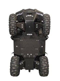 Iron Baltic Skid plate Unterfahrschutz PHD für Cfmoto CF500 kurze Version