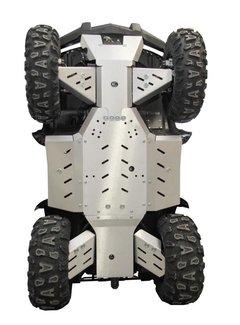 Iron Baltic Skid plate Unterfahrschutz Aluminium für Cfmoto CF500 kurze Version