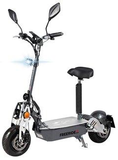 Actionbikes eFlux Freeride X2 2500 Watt 60 Volt mit Straßenzulassung