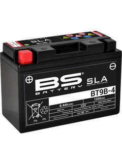 BS Battery Wartungsfreie Batterie BT9B-4 SLA 12V 120 A
