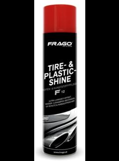 Frago Kunststoff  Reifen Tiefenpflege – F122
