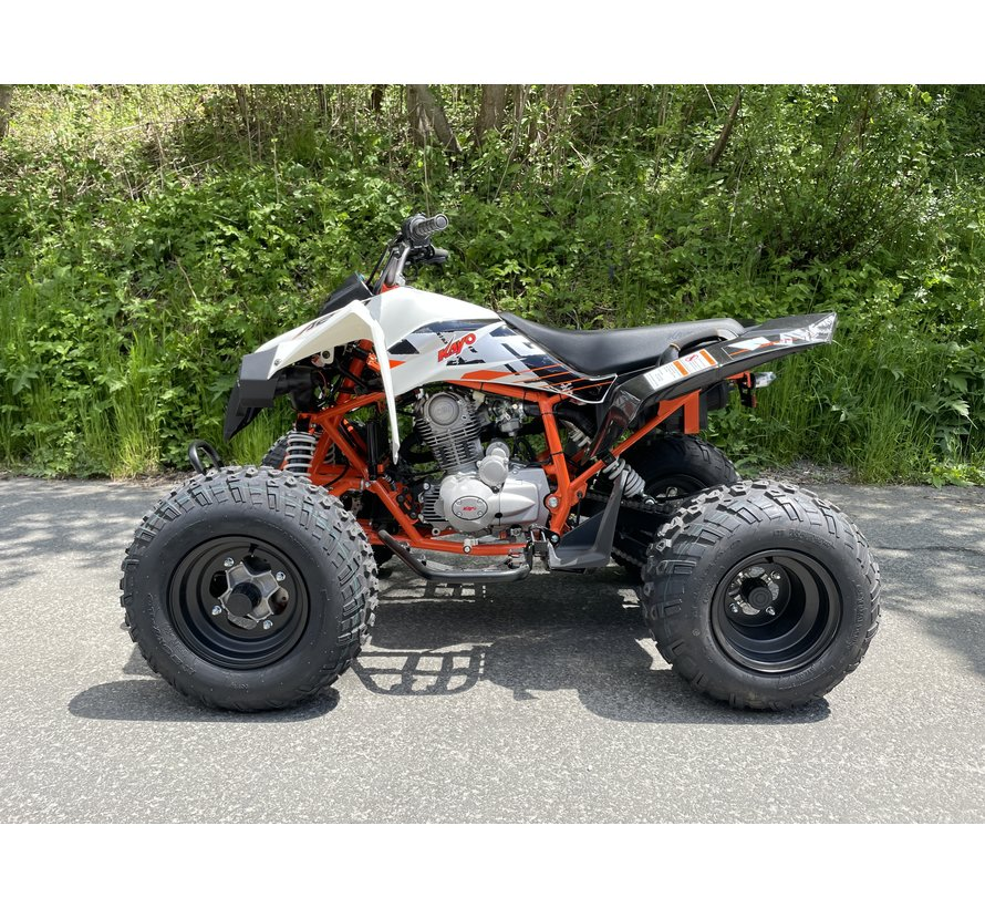 TOR A200 - 200ccm 4-Takt Racing Style