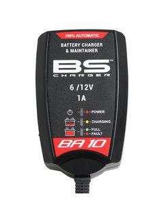 BS Battery BA 10 Automatisches Batterie Ladegerät 6V / 12V