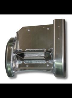 XRW Unterfahrschutz verstärkt Schwingenschutz Disk Cover für Kawasaki KXF450R