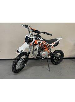 """Kayo Dirtbike TSD110 mit 12/14"""" Räder Semiautomatik"""