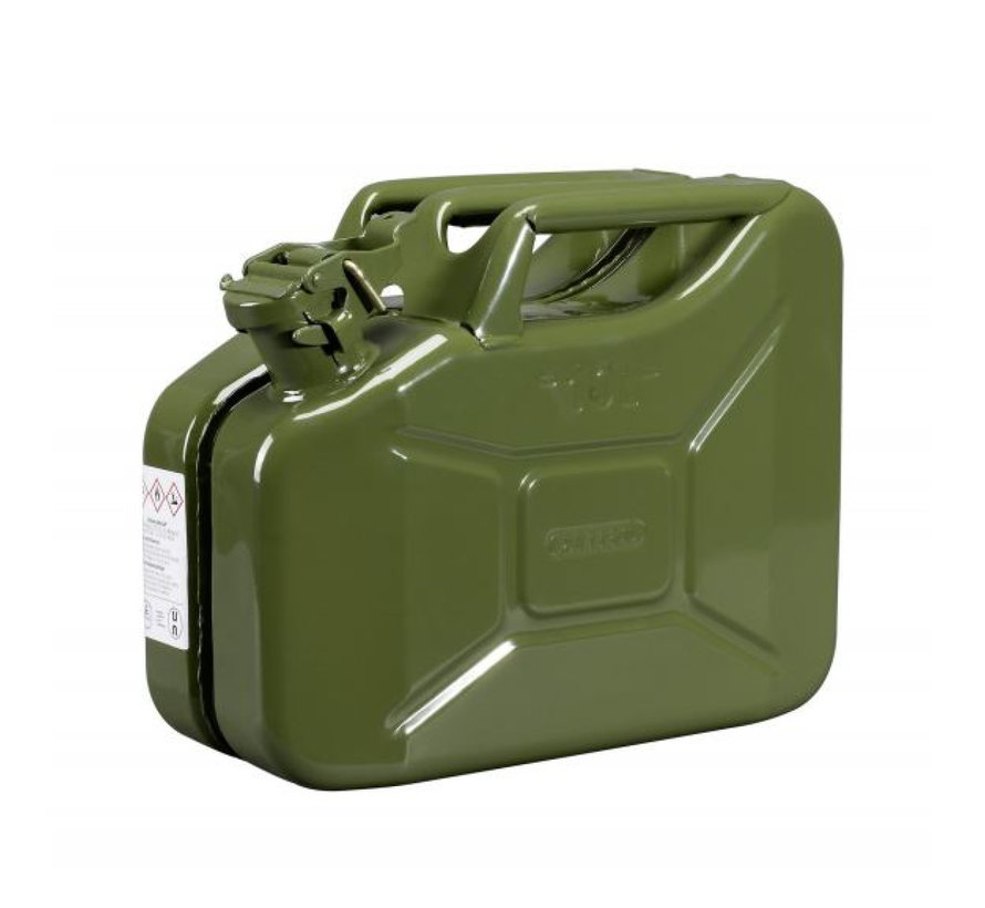 Kraftstoffkanister-10 l Metall Spezifikation
