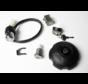 Tankdeckel Schloß Set mit Schlüssel für Cforce Goes Iron Cobalt Cforce 450 520