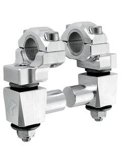 Rox Anti-Vibration 51 mm Pivot Risers (28,6 auf 22-28,6 mm)