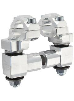 Rox Anti-Vibration 51 mm Pivot Risers (28,6 auf 28,6 mm)