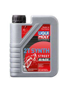 Liqui Moly Motorbike 2T Synth Street Race