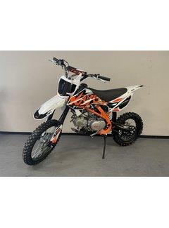 """Kayo TT140 Dirtbike mit 14"""" 17"""" Räder - Schalter"""